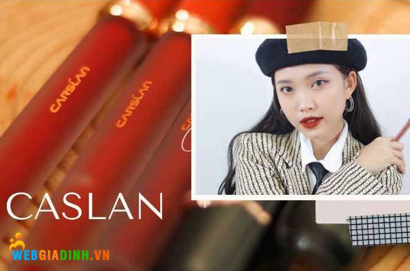Son nội địa Trung Carslan Hydration Color lipstick