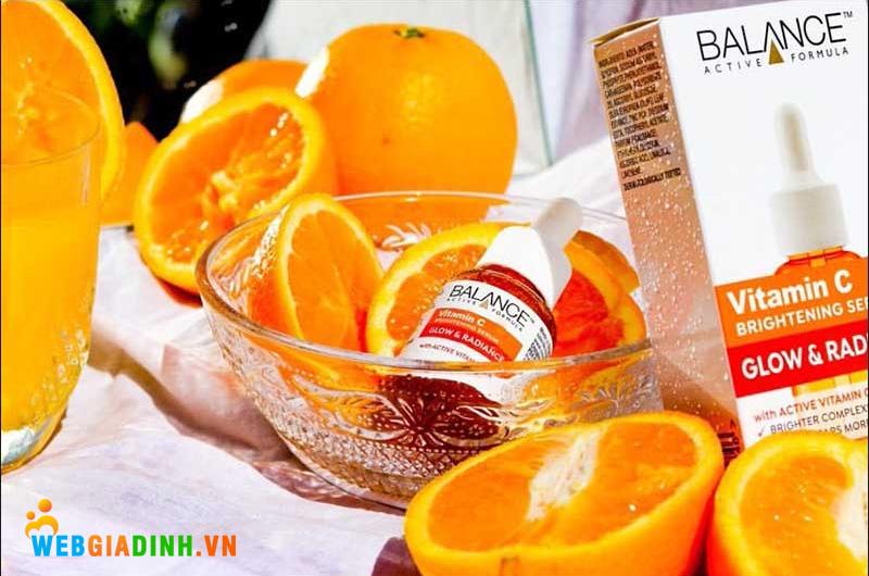 Serum Vitamin C Balance
