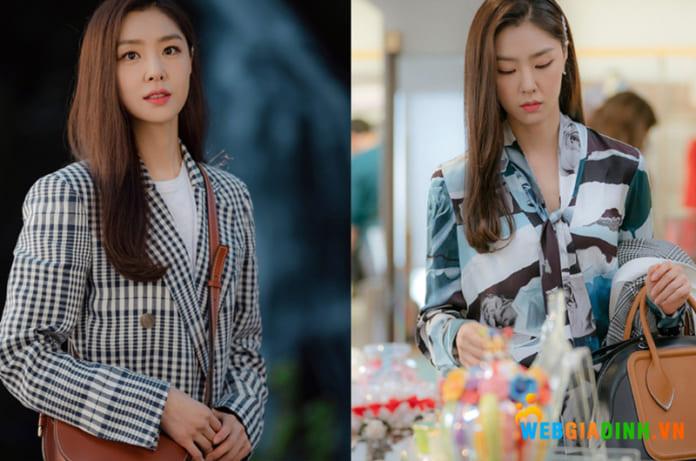 Thời trang công sở trong phim Hàn