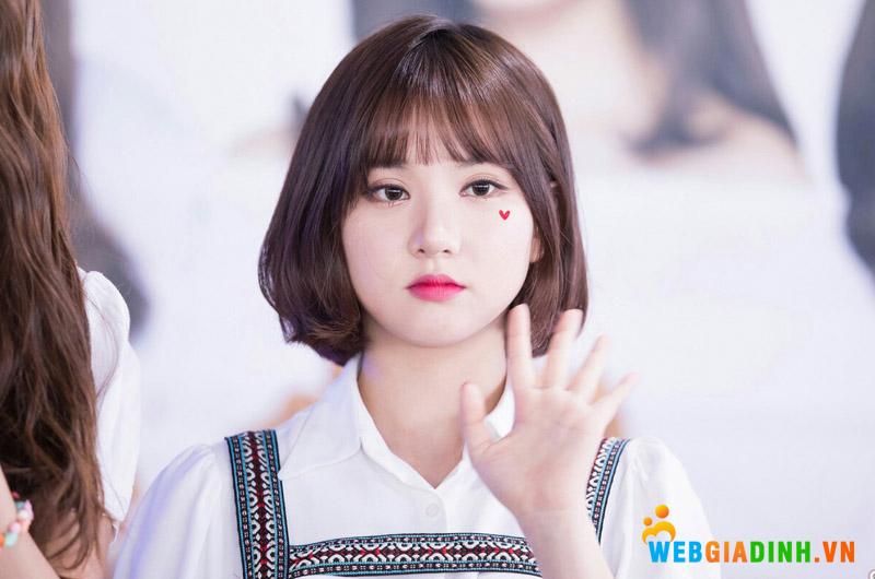 Tóc bob Hàn Quốc
