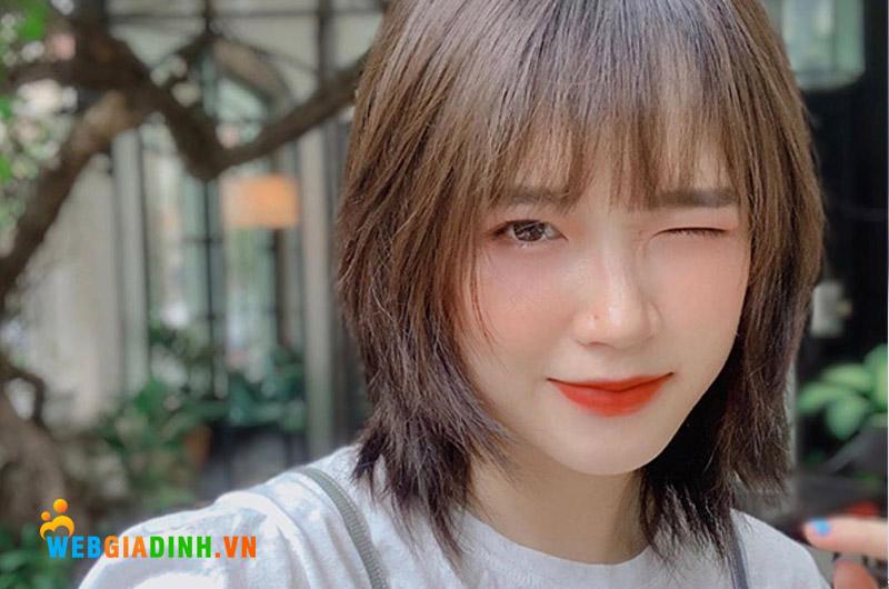 Tóc lob xứ Hàn
