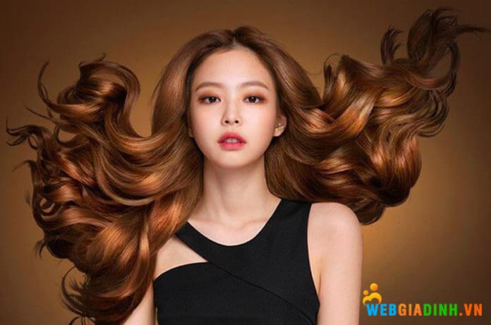 Tóc nữ Hàn Quốc
