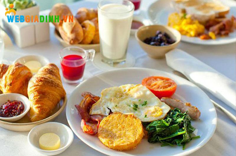 món ăn sáng