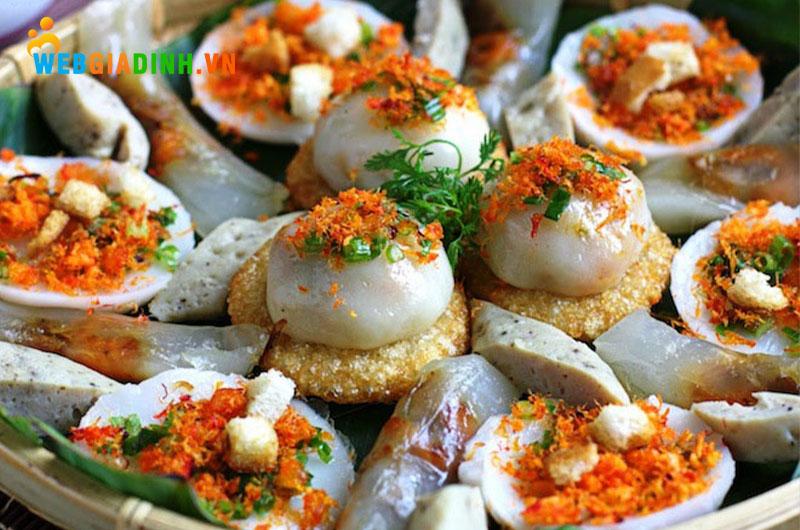 bánh ram ít đặc sản Huế