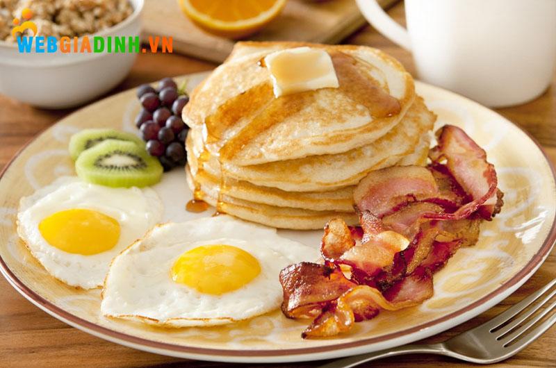 bỏ bữa sáng ảnh hưởng đến sức khỏe