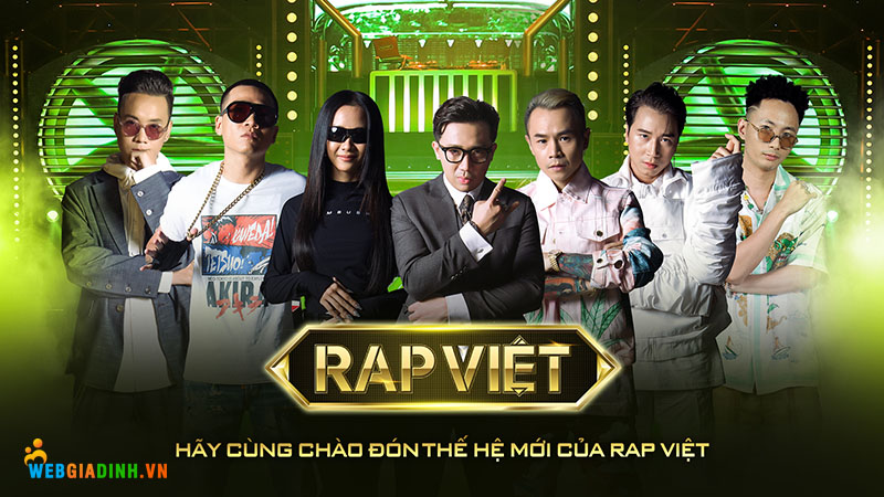 Gameshow truyền hình Rap Việt