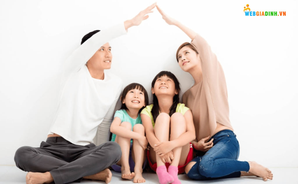 Bí quyết giúp gia đình hạnh phúc
