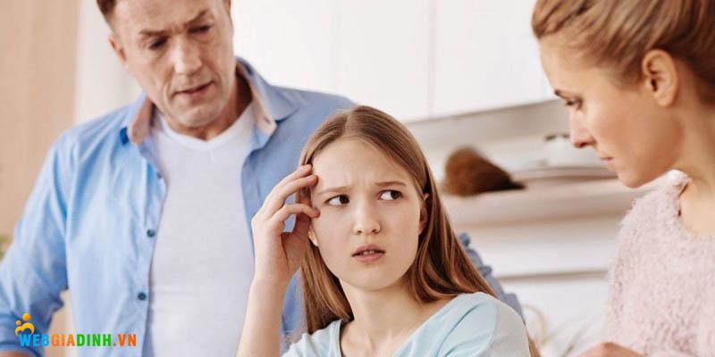Giải quyết mâu thuẫn giữa cha mẹ và con cái