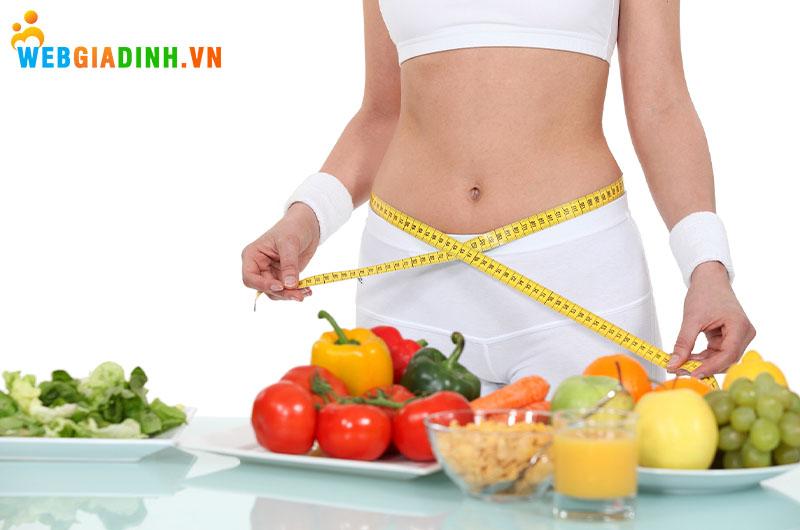 giảm cân tại nhà an toàn