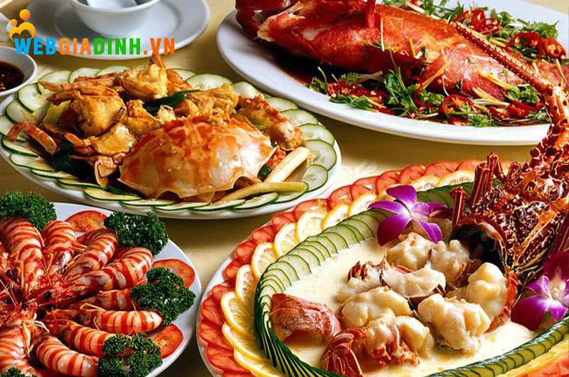 món ăn hải sản Đà Nẵng