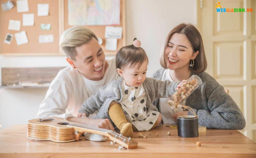Gia đình hạnh phúc là như thế nào