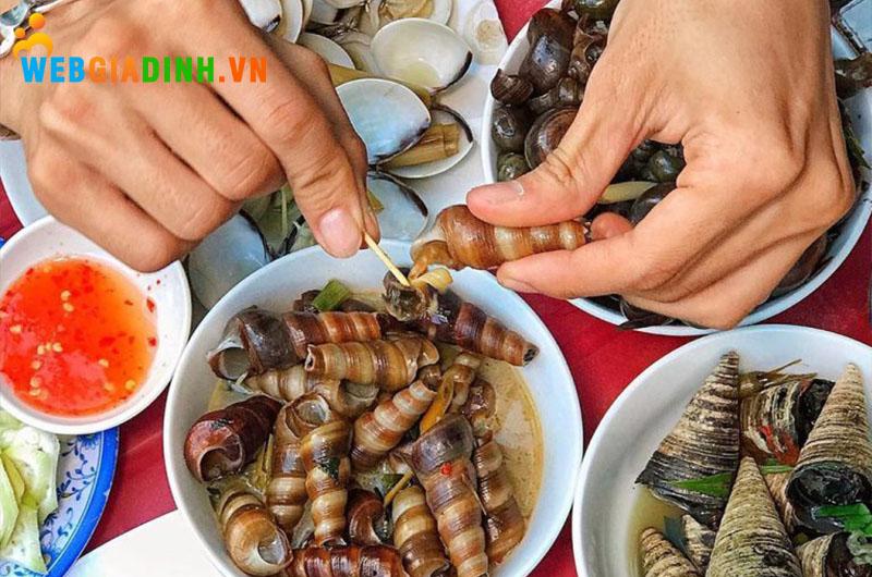 hải sản quy nhơn