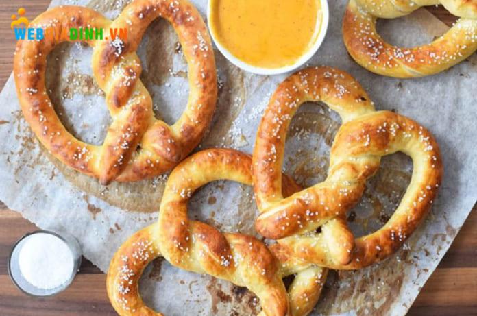 pretzel truyền thống