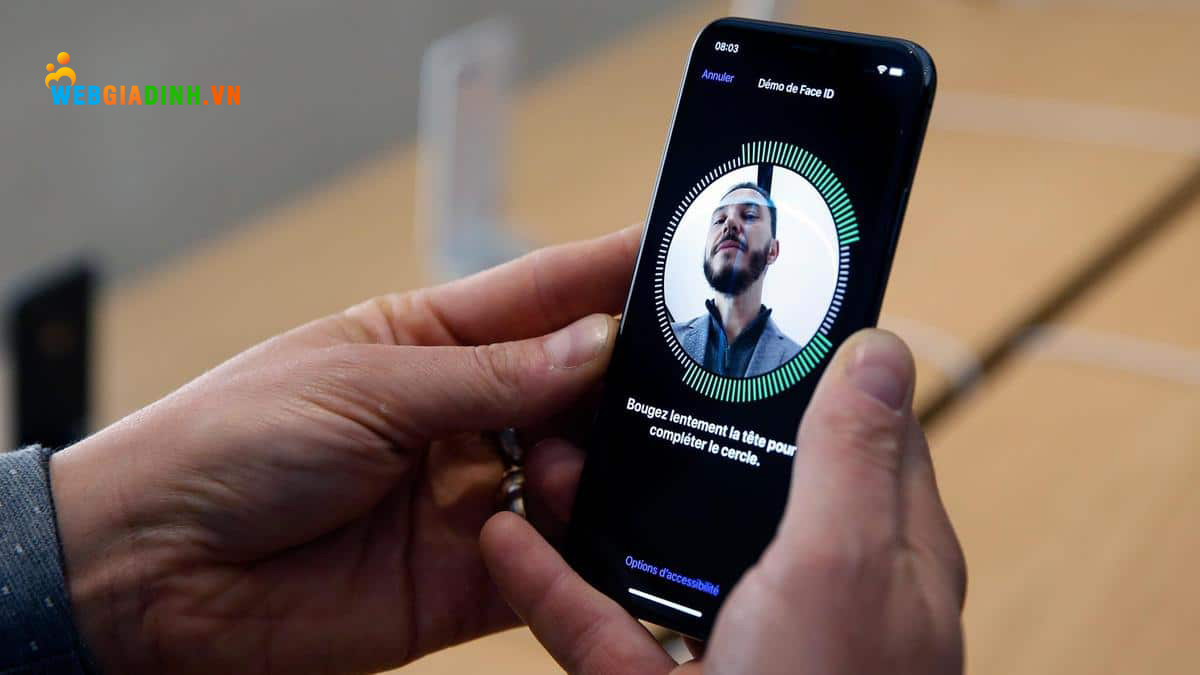 Sửa Face ID iPhone