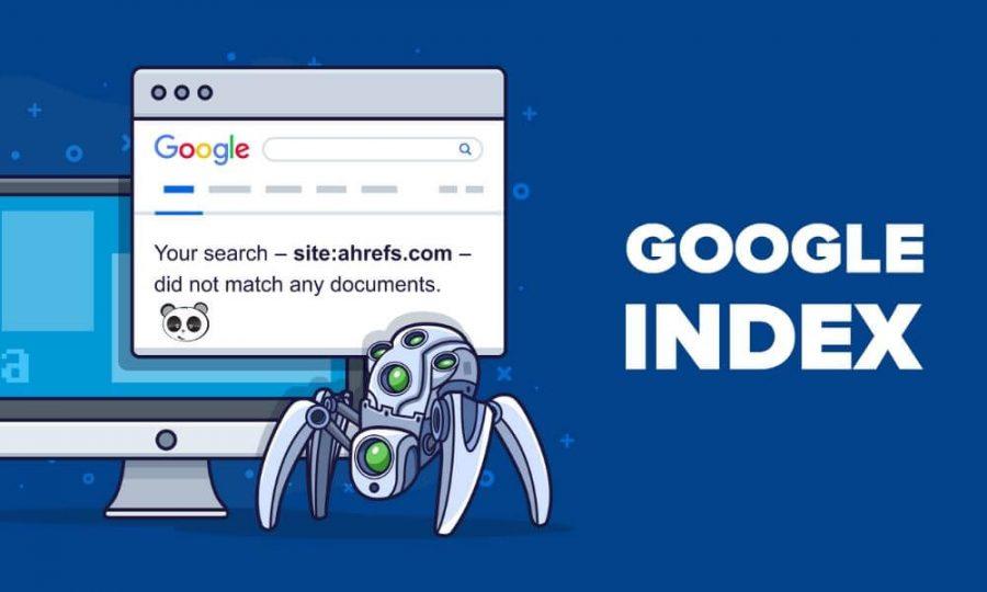 Tạo link google index