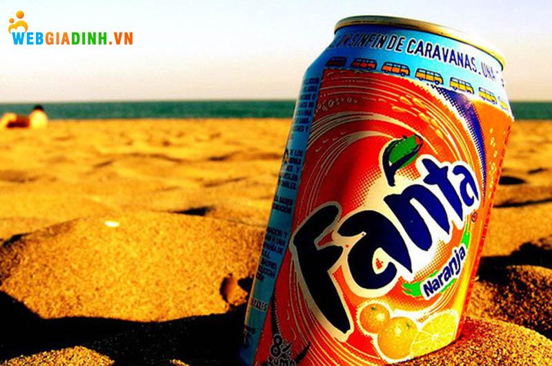 nước ngọt giải khát Fanta