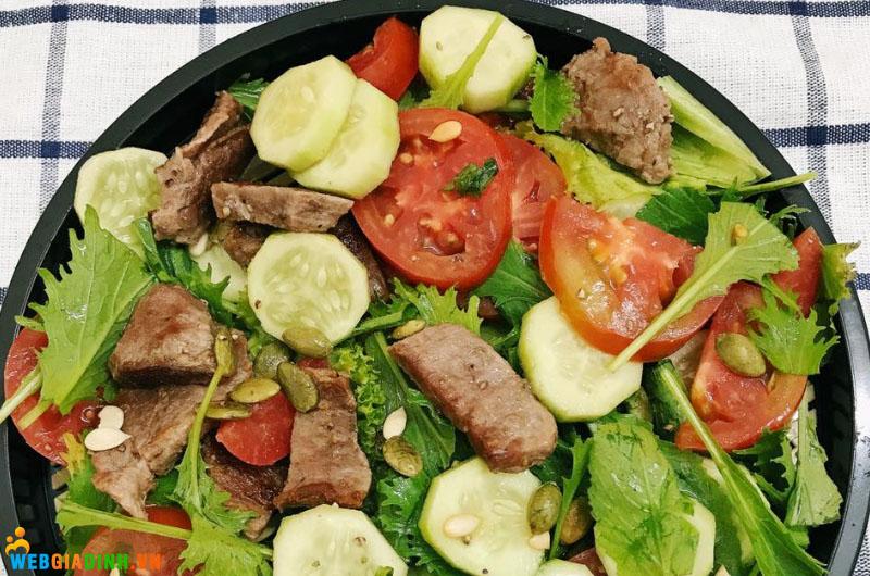 cách làm salad trái thơm mayo