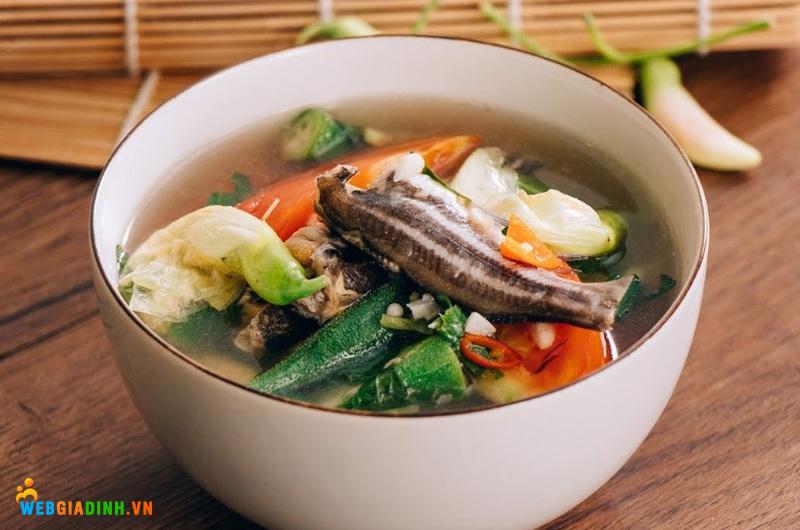 cách nấu canh chua cá kèo bông so đũa