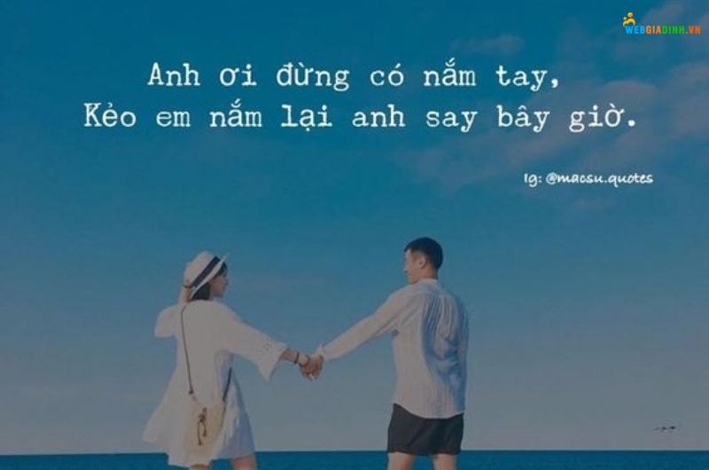 Câu nói hay về tình yêu