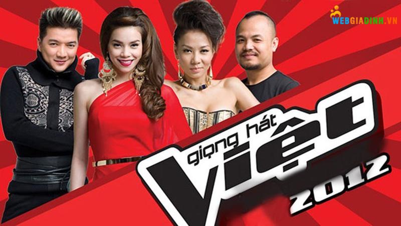 Gameshow ca nhạc giọng hát Việt