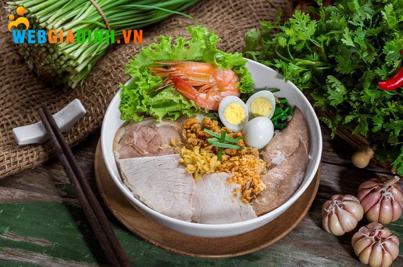 Hủ tiếu Nam Vang - ẩm thực miền Nam