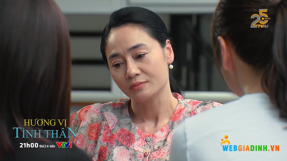 Bà Xuân mỉa mai Nam - Hương vị tình thân Tập 28