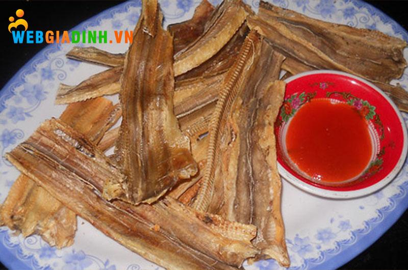 khô cá đét đặc sản phú yên