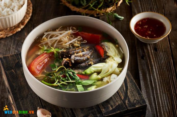 nấu canh chua cá kèo bông so đũa