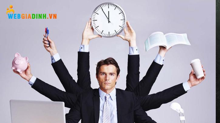 Quản lý thời gian là kỹ năng vô cùng cần thiết!