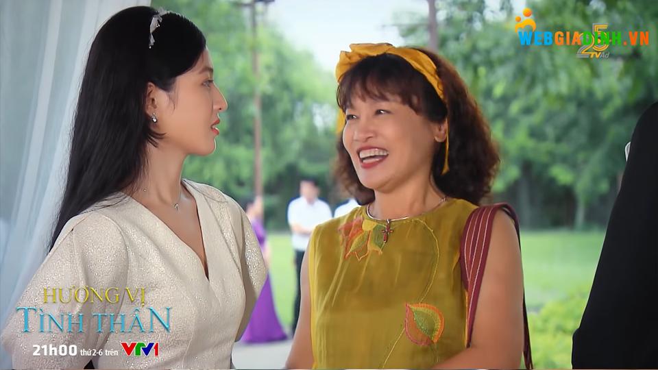 Bà Bích mai mối Diệp cho Khánh đầu trọc!