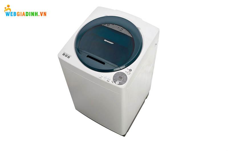 Máy giặt cửa trên Sharp ES-U78GV