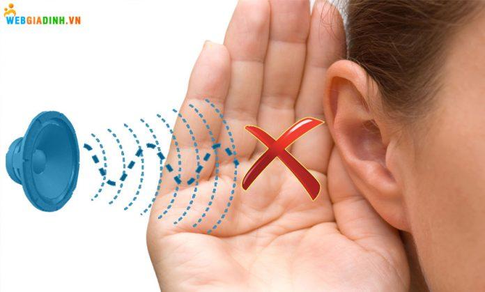 Bệnh điếc tai ở trẻ em