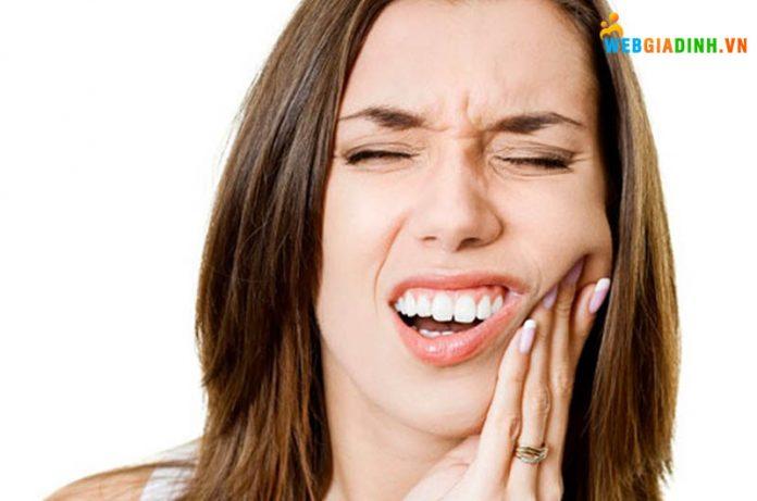 giảm đau răng bằng oxy già