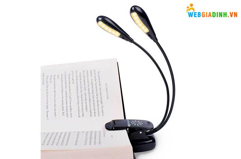 Đèn LuminoLite Rechargeable 12 LED Eye-Care
