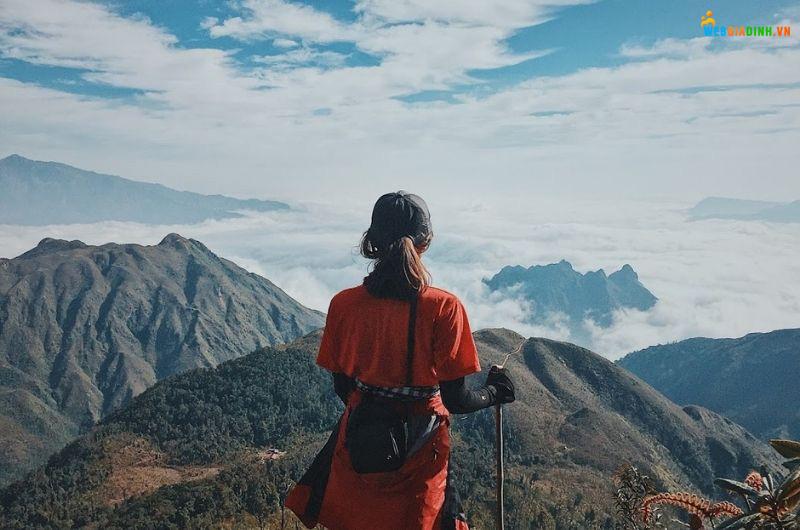 địa điểm trekking đẹp Tà Xùa