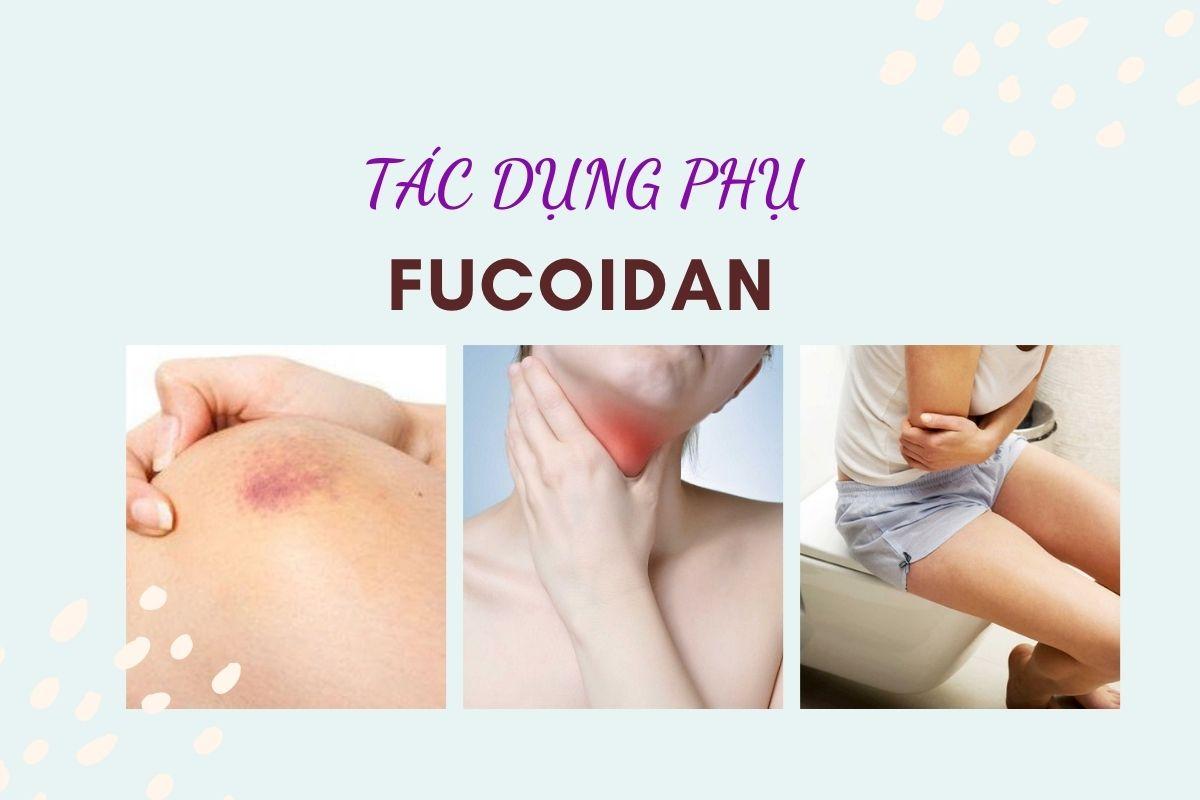 Tác dụng phụ của Fucoidan