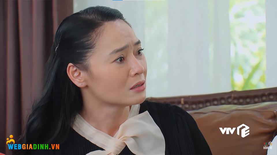 Bà Xuân không tin nên muốn xác nhận lại - Hương vị tình thân tập 43