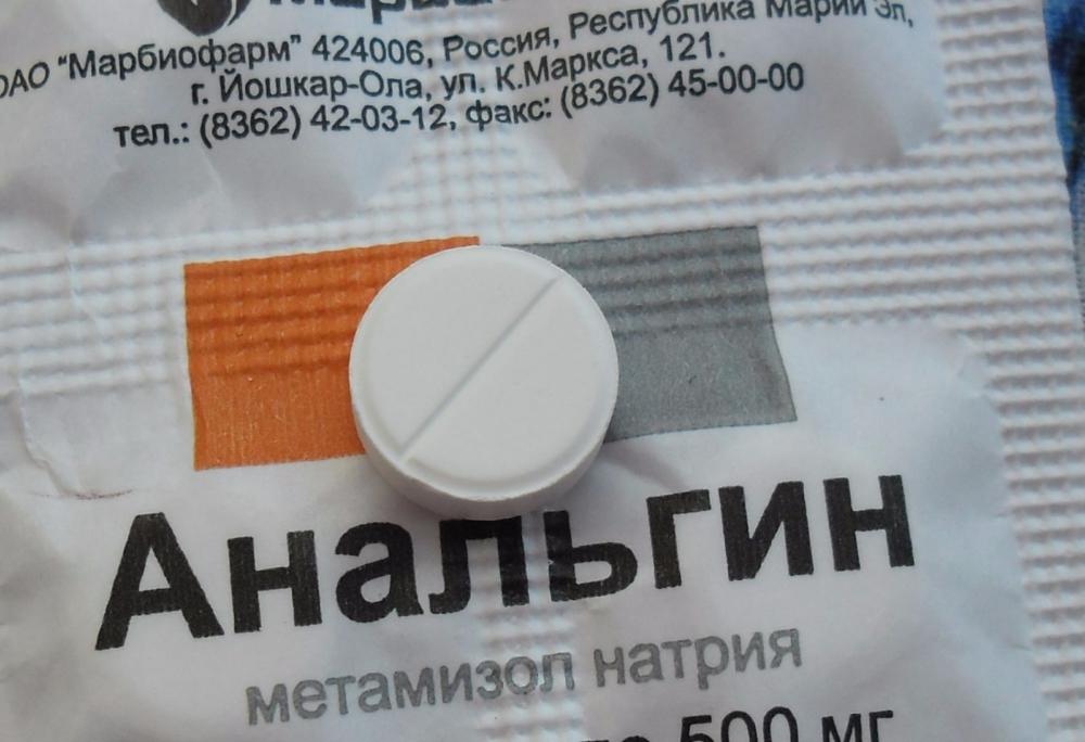 thuốc Analgin chữa hạ sốt, cảm cúm, đau đầu