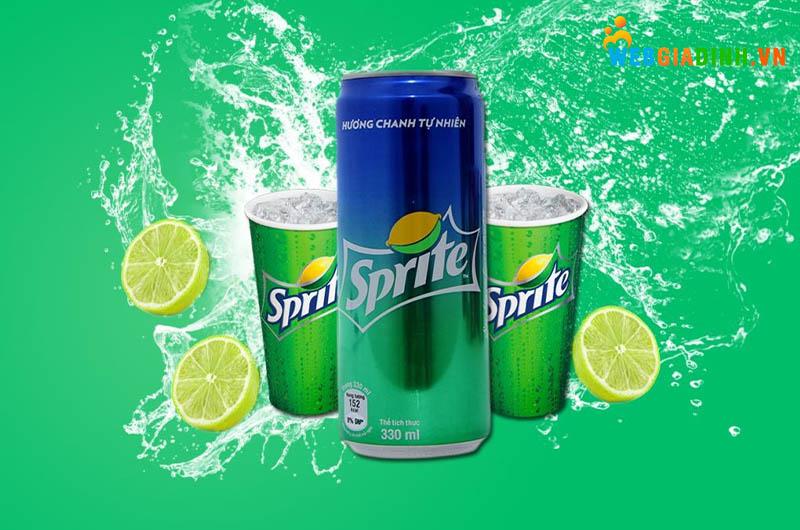 nước ngọt Sprite hương chanh