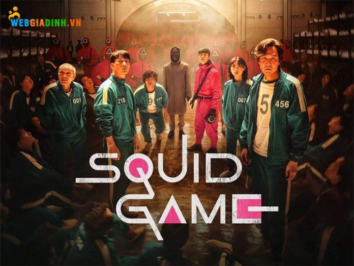 Review Phim Trò chơi con mực (Squid Game) hot đình đám mạng xã hội