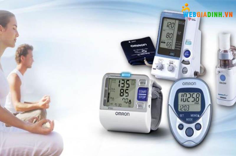 thương hiệu thiết bị y tế Omron