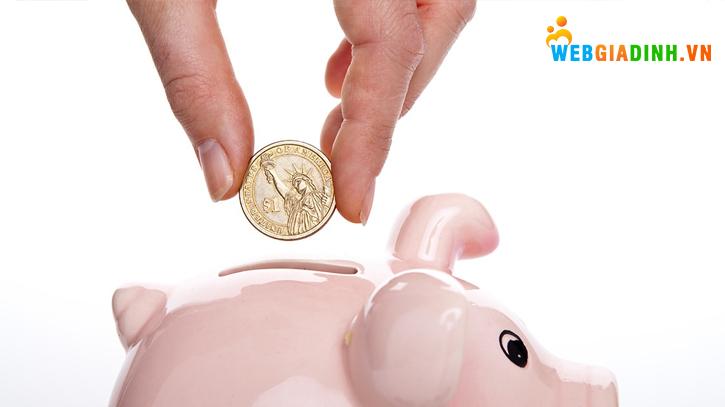 Tiết kiệm để tạo ra quỹ khẩn cấp khi cần thiết!