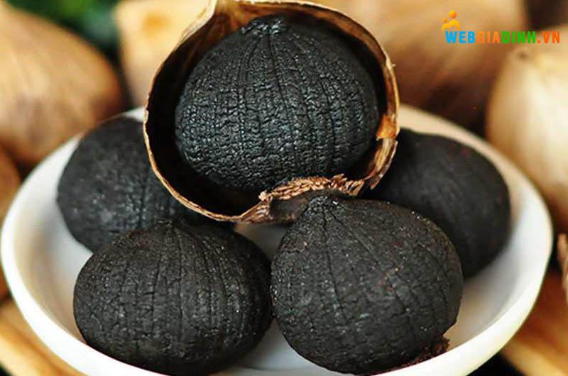 tỏi đen tốt cho sức khỏe
