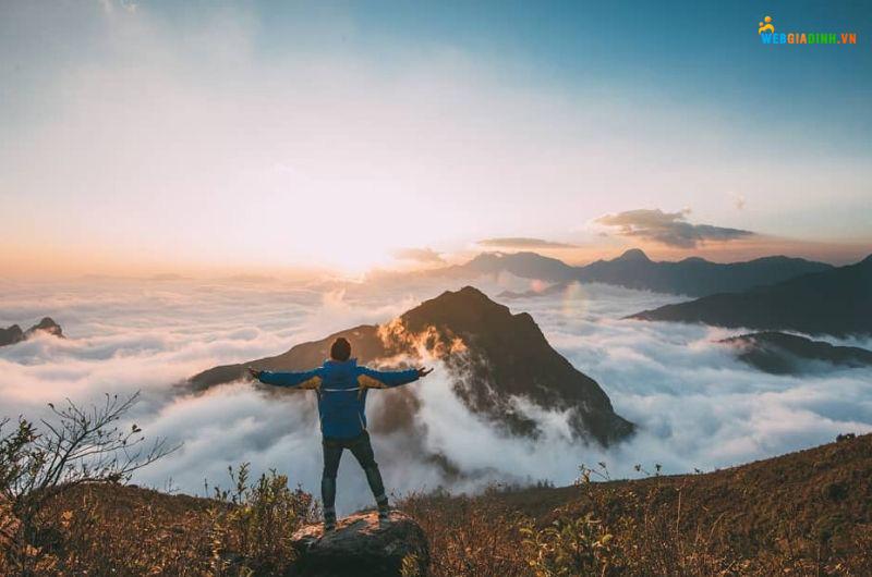 Trekking Bạch Mộc Lương Tử