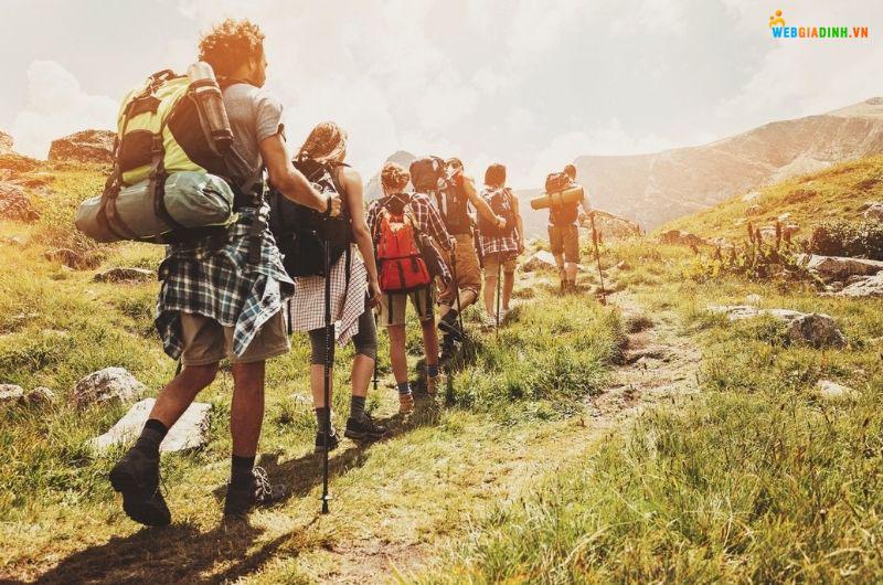 trekking là gì