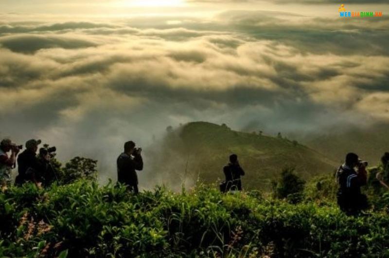 Trekking núi Đại Bình