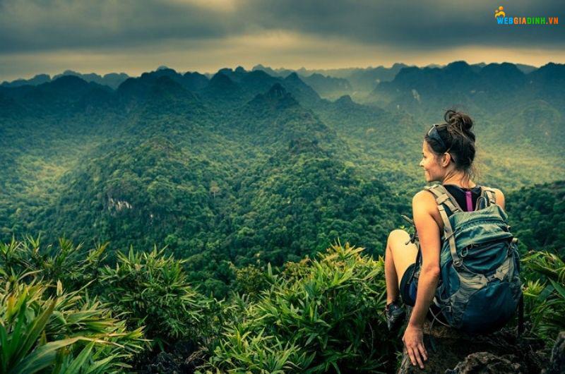 Trekking vườn quốc gia Cát Bà