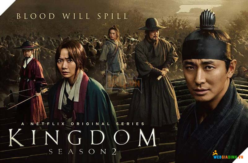 kingdom phim hay trên netflix