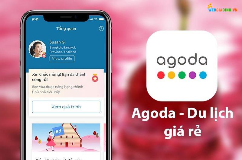ứng dụng agoda