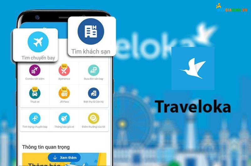 Ứng dụng traveloka